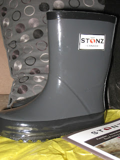 Stonz Wear Rain Bootz