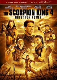 The Scorpion King 4: Quest for Power / The Scorpion King: The Lost Throne