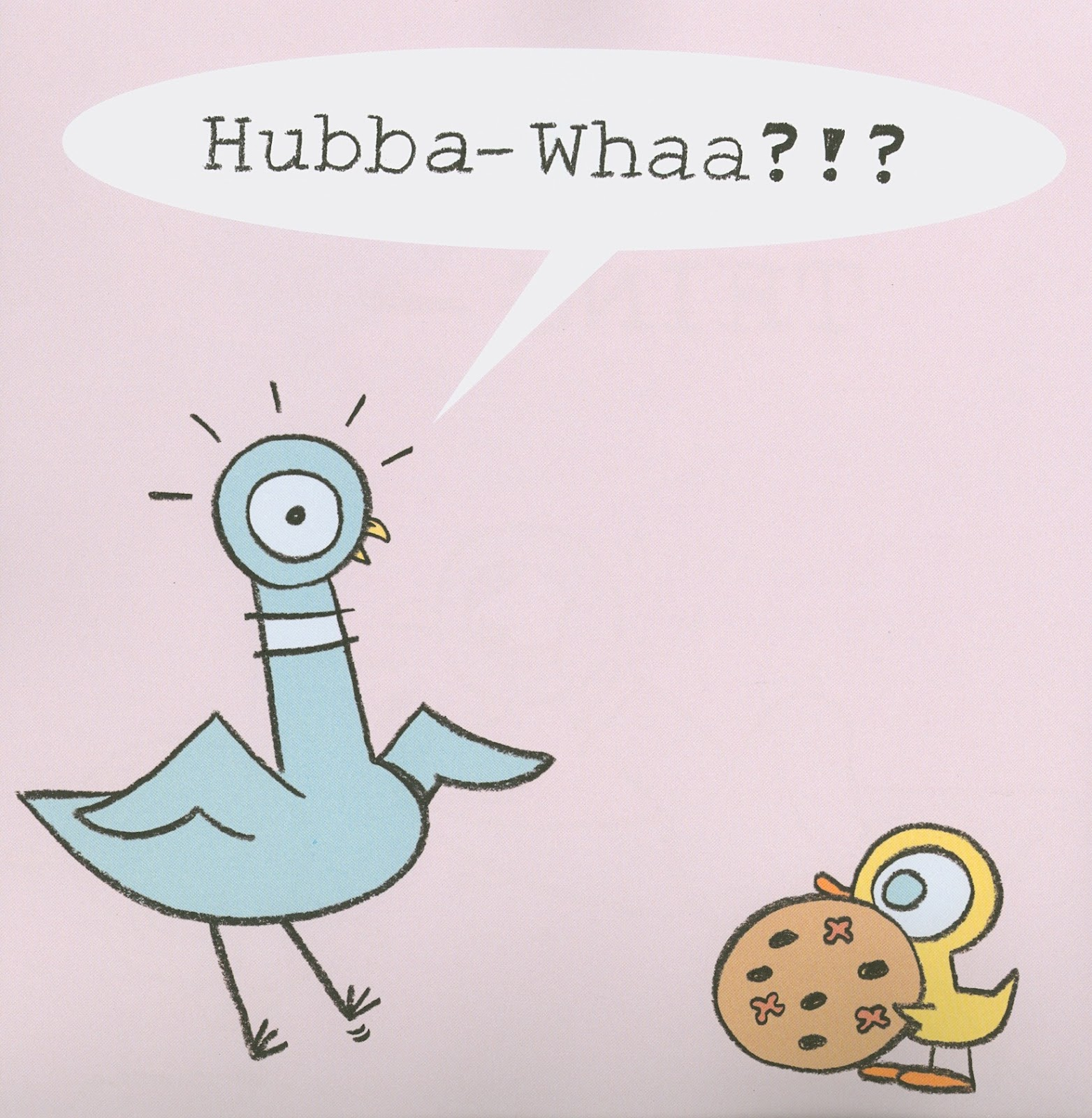 VBPL Recommends The Duckling Gets a Cookie by Mo Willems