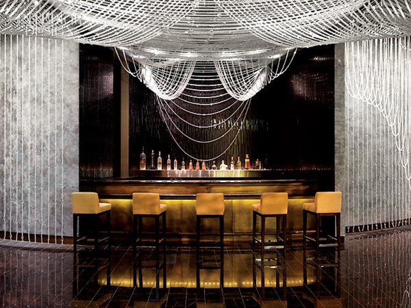 Skin design blog david rockwell 39 s cosmopolitan hotel in for Design hotel few steps from the david