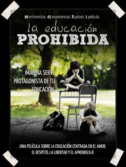 Descarga   La Educación Prohibida (Película documental)