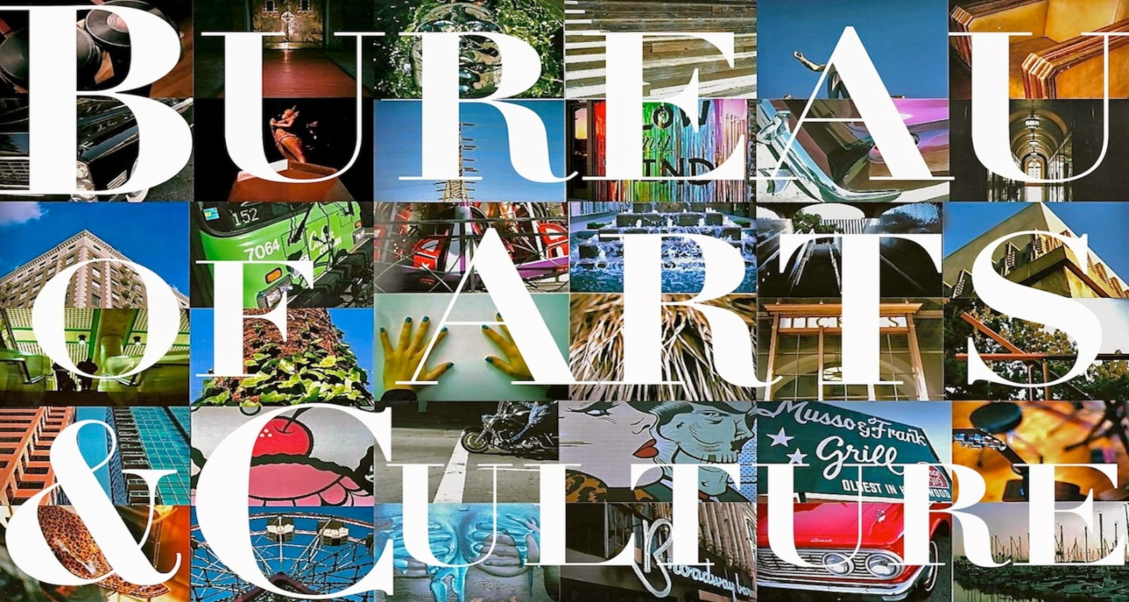 SUBMIT YOUR ART, MUSIC, FILM EVENTS HERE AT BUREAU OF ARTS AND CULTURE MAGAZINE BAY AREA SITE