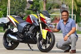 foto modifikasi motor honda new megapro