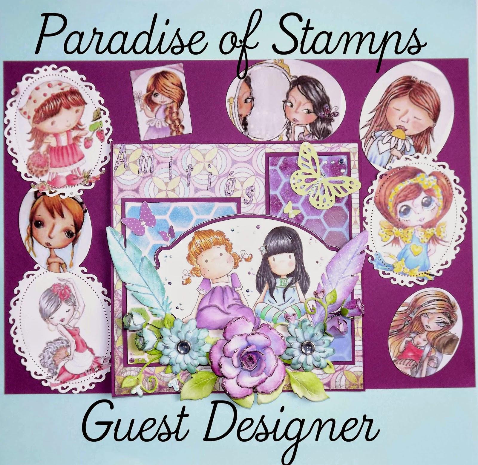 Guest Designer Fabruary 2016