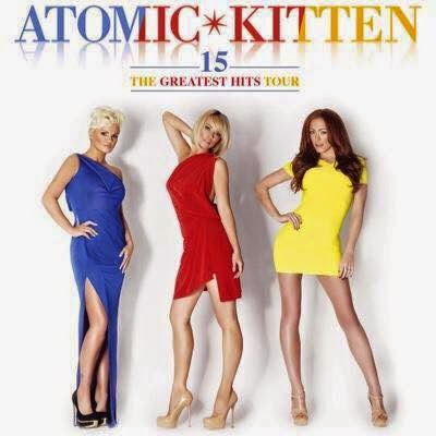 Atomic Kitten 15th anniversary UK tour