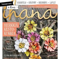 Olen mukana Ihana -lehden tiimissä