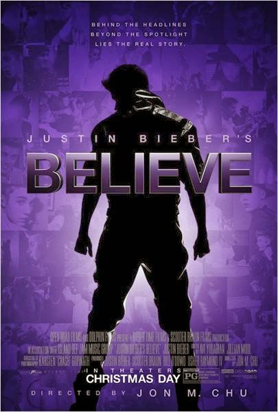Justin Bieber's Believe Legendado RMVB + AVI HDRip (2014)