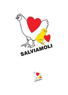 SALVIAMOLI 2.......Con LOGHI, ADESIVI, T-SHIRT...