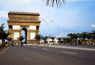Monumen Simpanglima Kediri