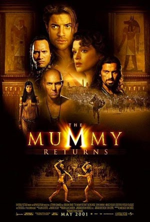 The Mummy Returns 2001 poster