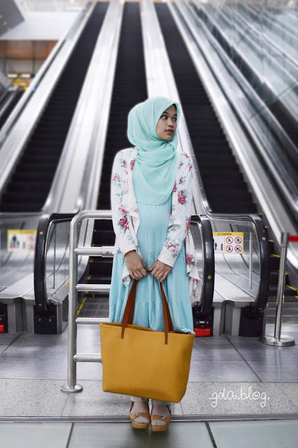 Hijab Trendy Saat Hamil