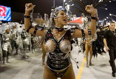 Mujeres Desnudas Carnaval De Rio Janeiro