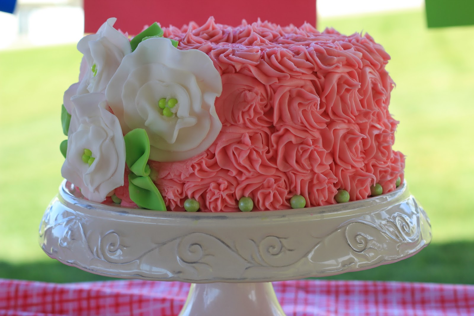 A Little Cuppa Tea Stella Rose Birthday Cake