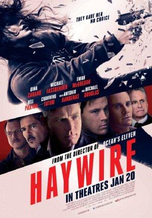 Người Đẹp Báo Thù Vietsub - Haywire (2011) Vietsub