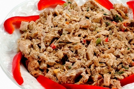 Download Resep Masakan Ayam Suwir Bali
