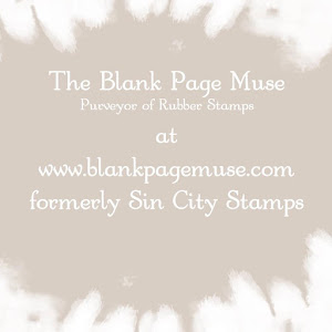 Blank Page Muse Stamps
