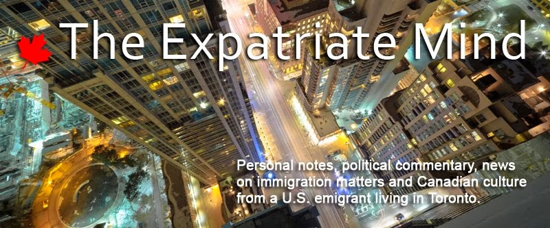 The Expatriate Mind
