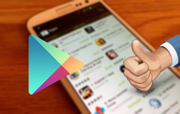 Google Play to the best applications