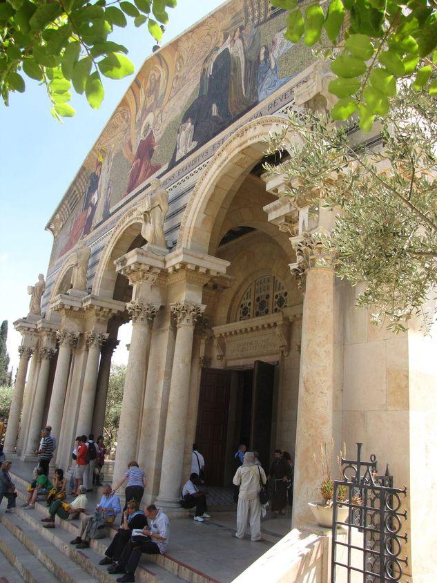 Israel, Jerusalén - Basílica de Getsemaní