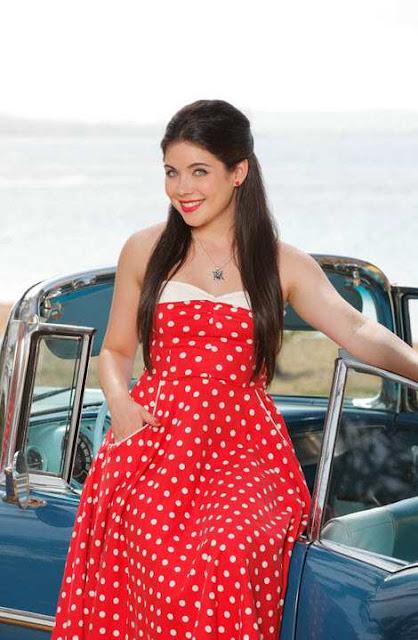 Teen Beach Movie Grace