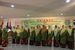 Pelantikan PW 'Aisyiyah Sumatera Utara