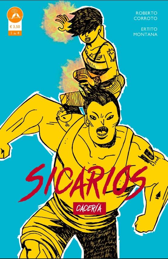 SICARIOS #1 VOL 2: CACERÍA
