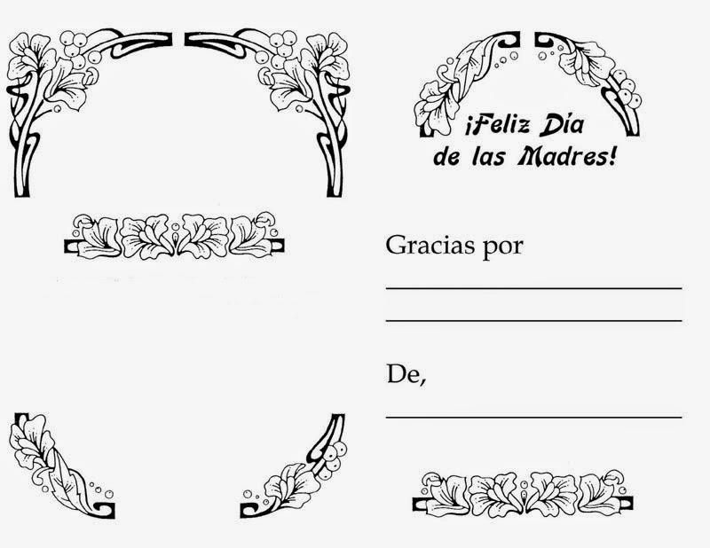 Banco de Imagenes y fotos gratis: Dibujos Dia de la Madre para ...