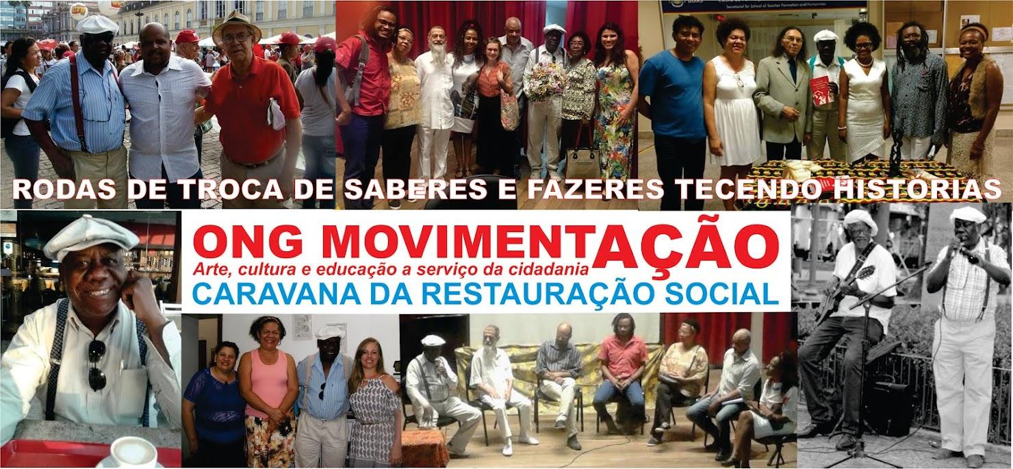 Núcleo de Estudos da  ONG MOVIMENTAÇÃO