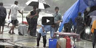 Making of Baahubali, Bahubali making, bahubali shooting, bahubali making leak video