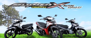 Spesifikasi Sepeda Motor Injeksi Honda Supra X 125 Helm IN PGM-FI