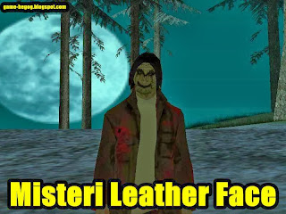 Misteri Leatherface GTA San Andreas - Game Begog
