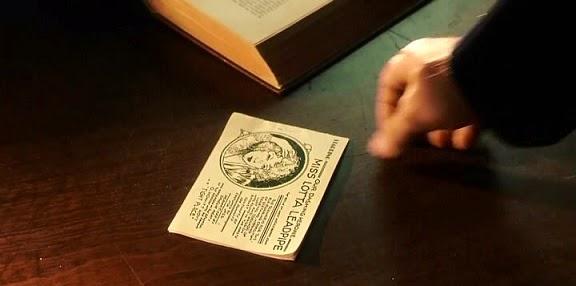 miss lotta leadpipe percy wetmore la milla verde milagros inesperados tijuana bible biblia библия Тихуана Библии Bibel grüne Linoleumboden