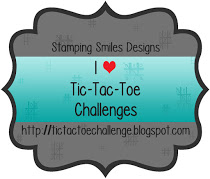 Stamping Smiles Designs Tic-Tac-Toe