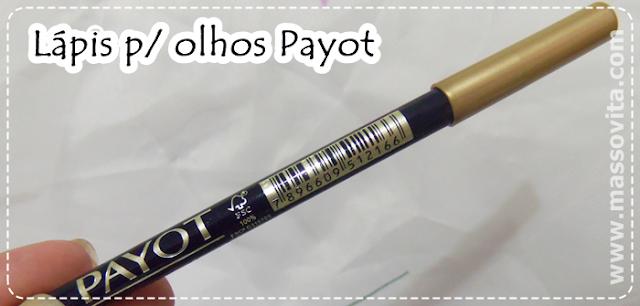 Lápis preto Payot