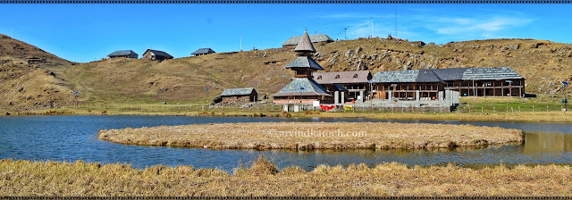 Floating Island, Mysterious, Prashar Lake, Prashar Rishi Temple, Lake, Mandi, Himachal