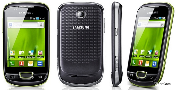 Samsung Galaxy Mini GT-S5570 Mobile phone