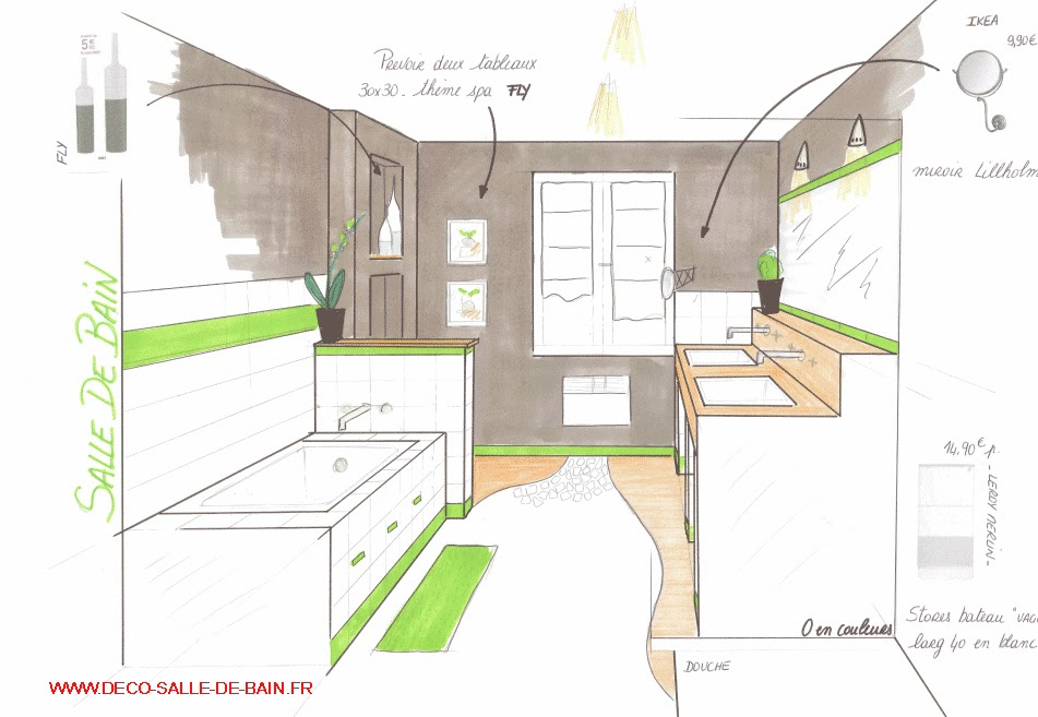 D coration salle de bain deco salle de bain for Dplg definition