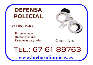 DEFENSA POLICIAL