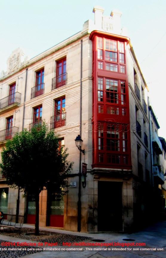 Edificio Rajoy en Ourense