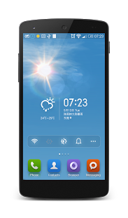 3D Parallax Weather Apk 1.0 Download