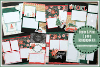 January 2019 Scrap Club Kit