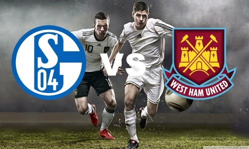 Prediksi Skor Teritu Schalke 04 vs West Ham United jadwal 02 agustus 2014