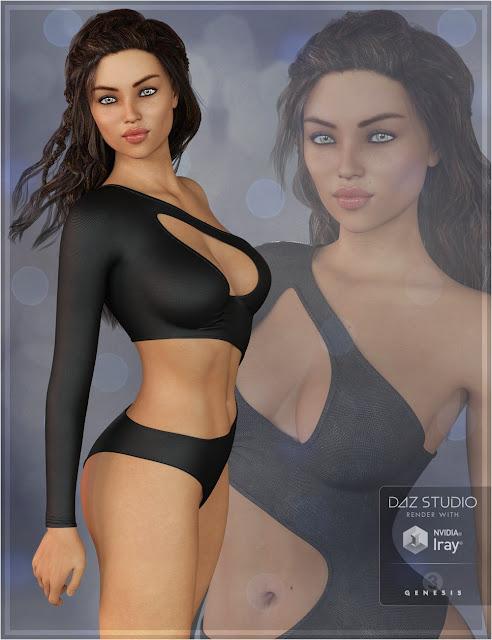 Saige for Genesis 3 Female