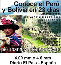 Conoce el Perú