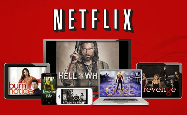 Netflix, counter Netflix, Netflix 53.06 million subscribers, Netflix subscribers, Netflix tv, TV, SVOD, Netflix SVOD, American channels, CBS and HBO, HBO, CBS, Amazon and HBO, internet,