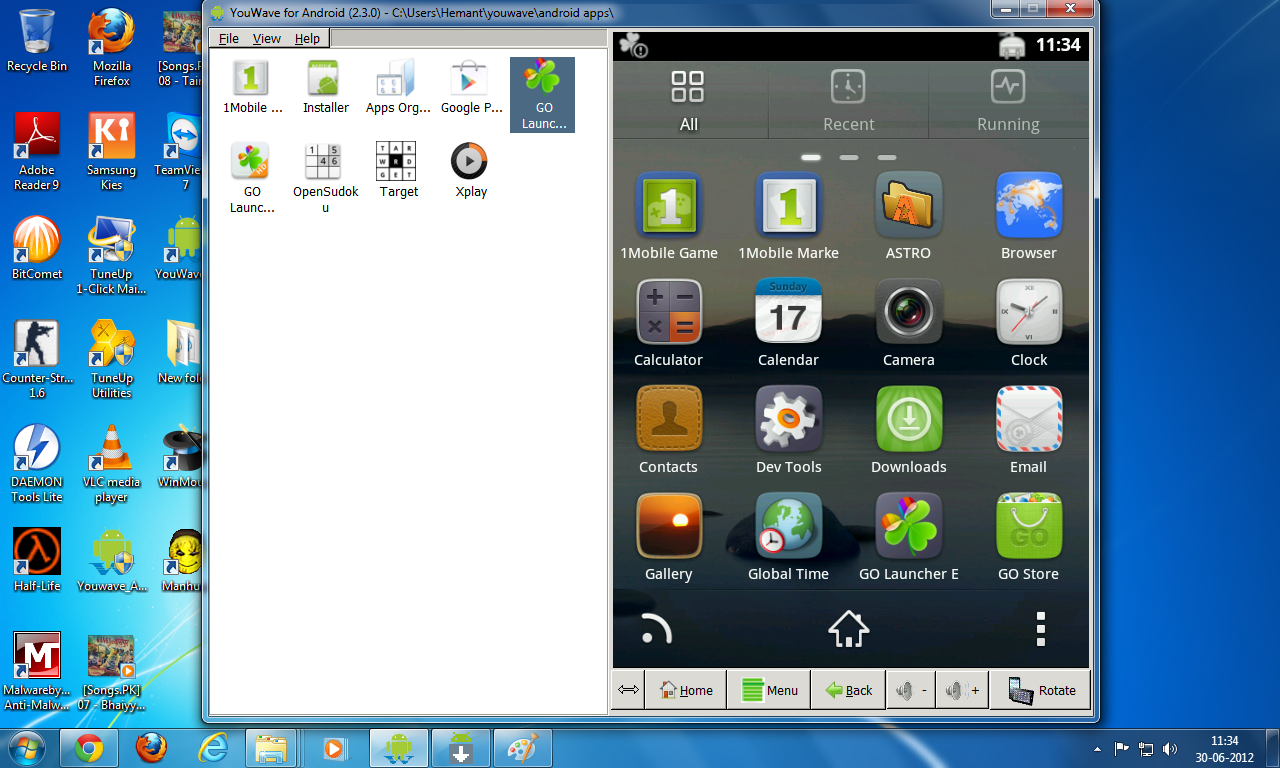 1gb ram android emulator - How To Use