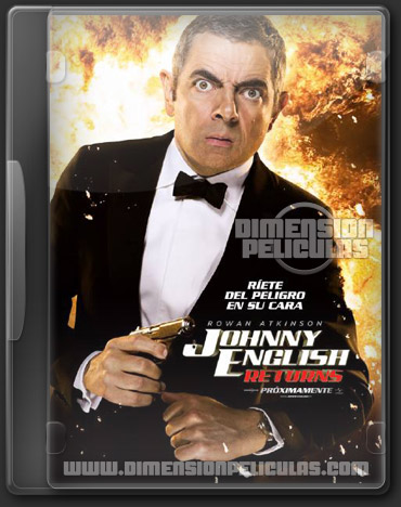 Johnny English Returns (DVDRip Inglés Subtitulado) (2011)