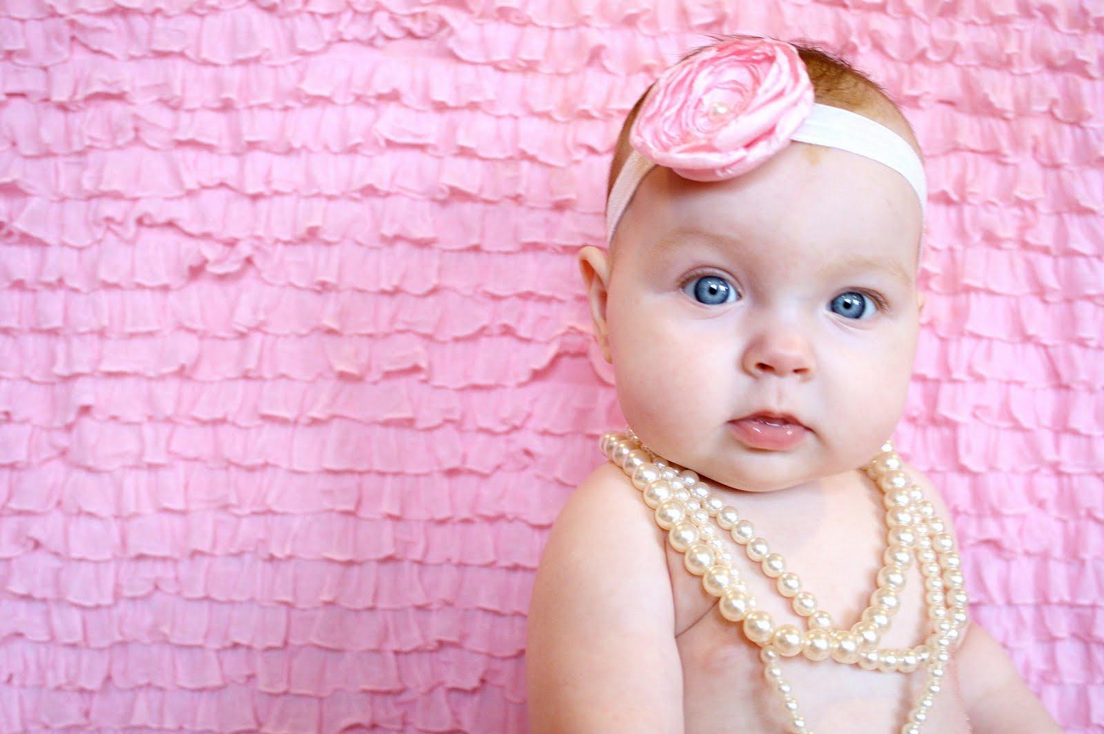 Фото ребенка в 6 месяца