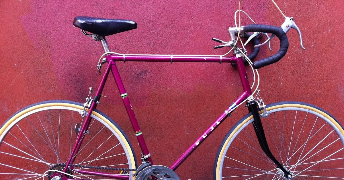 Bike Boom Refurbished Bikes 1974 Fuji Tourer