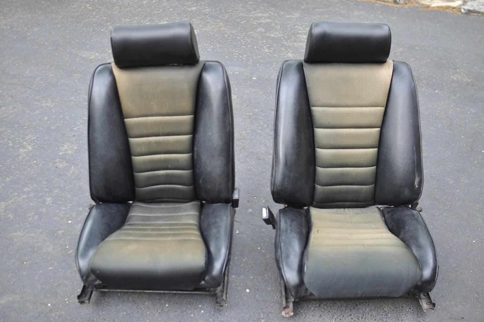 Renn Spot 73 Porsche 911 Sports Seats